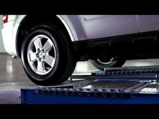 Anderson Subaru Forester vs Sandy Sansing Nissan Rouge / RollerTest /Symmetrical All-Wheel Drive