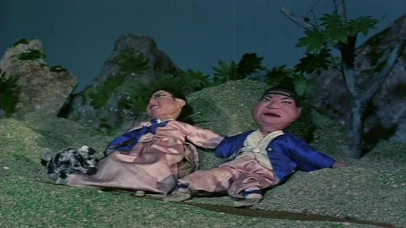 Heungbu And Nolbu