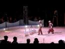 цирк братьев Гертнер (номер с гусями)