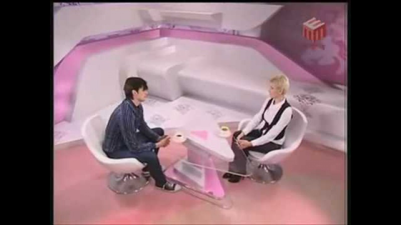 Koldun Divis Khto Prioshov Ukraine chat show 17 12 09 part 2