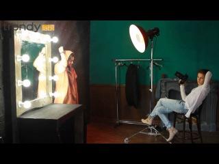 Trendy Lab №22 - Ч.1 - Катя Нова: фотосессия в стиле SWAG!