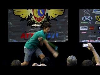 Cal States - 3rd Place - Charles Haycock - (California State Yoyo Championship)