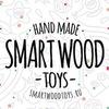 Smart Wood Toys. Деревянные игрушки. Подарки.