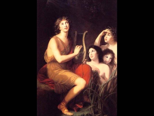 Johann Gottlieb Naumann Amphion Aria di Antiope Med din sång du redan funnit seger