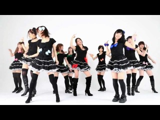 "[10] friends Morning Musume. 'S ""One · Two · Three"" I [tried dancing]"