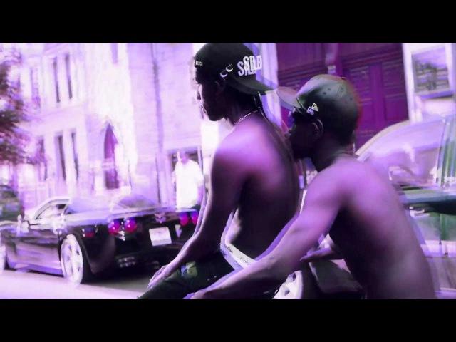 Asap Rocky Purple Swag Slowed N Chopped Music Video By TryllDyll Lil Sprite