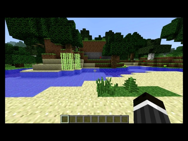 Обзор на обновление Minecraft 12w15a от Бисквитона