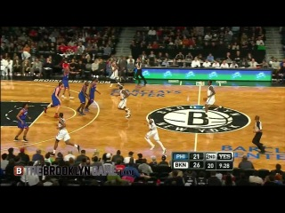 Andray Blatche the Point-Center