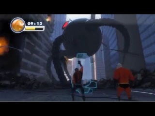 Kinect Rush: A Disney/Pixar Adventure for Xbox 360 first trailer