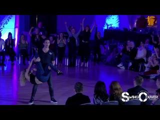 Invitational J&J Challenge - Jordan Frisbee & Nicole Clonch