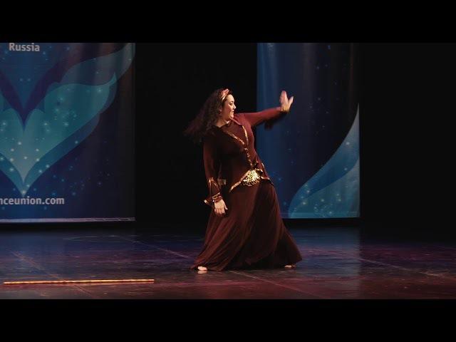 XV International dance championship Europe-Asia - Gala show- Isenova Asel