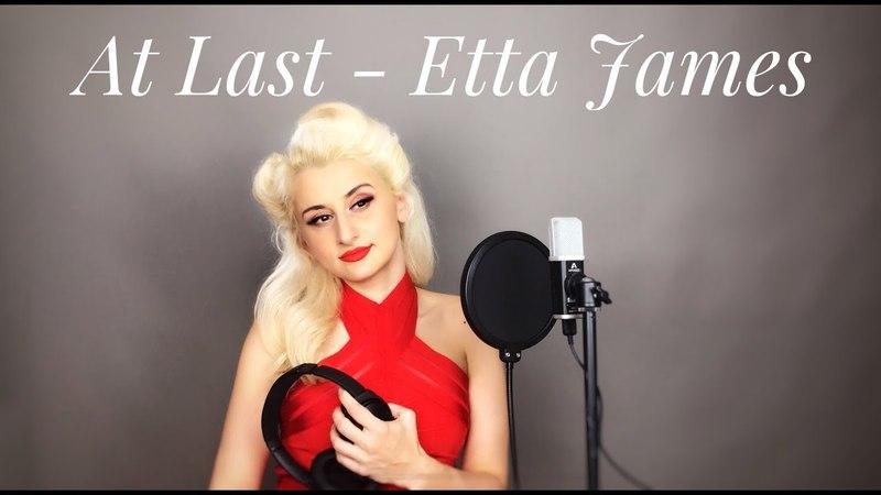 At Last   Etta James cover by Alex Garsya