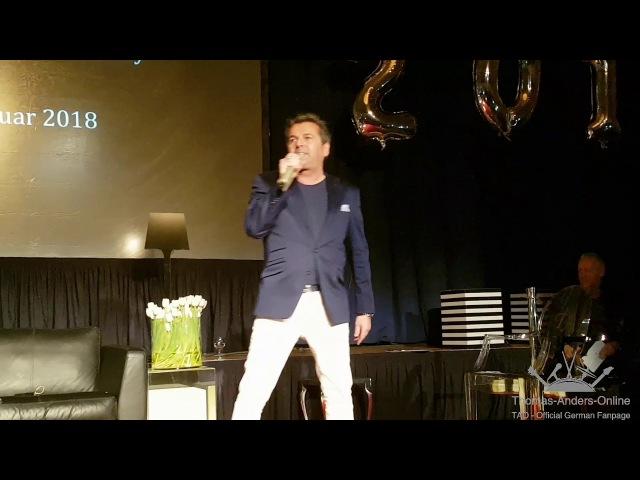 Thomas Anders - IM STILL HERE - 27th International Fanday