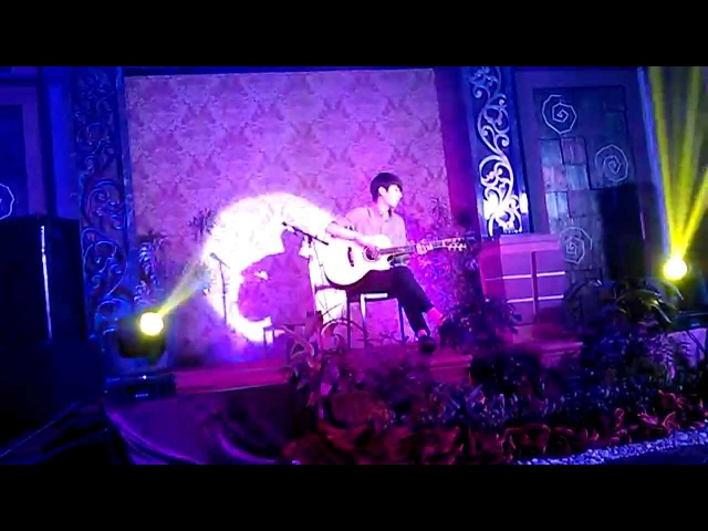FANCAM Sungha Jung Mine Petra Sihombing Live in Semarang