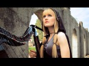THE BARD'S SONG Blind Guardian Harp Twins - Camille and Kennerly HARP METAL