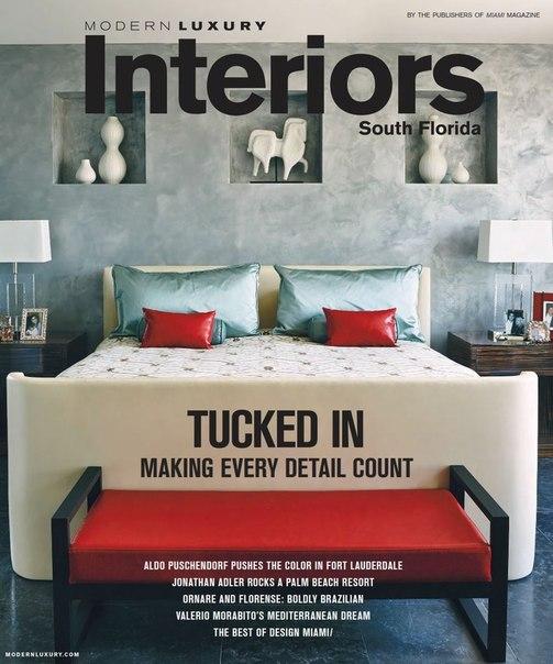 Modern Luxury Interiors - Spring 2015