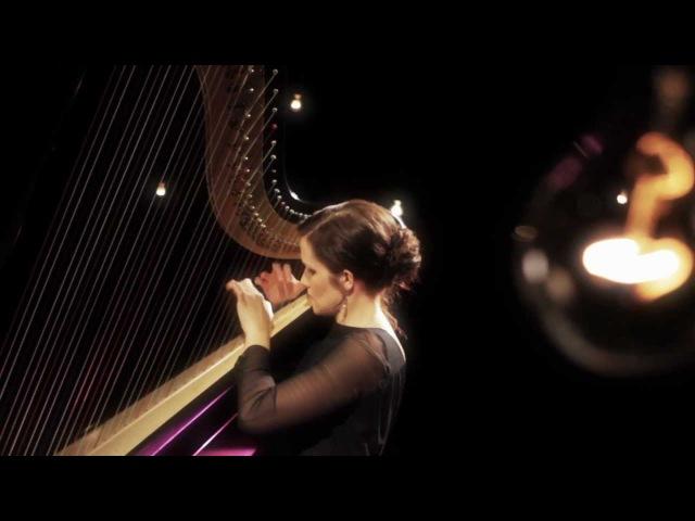 B Smetana Vltava Moldau Valérie Milot harp harpe