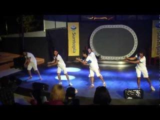 Клубный танец отеля Suntopia Pegasos Club