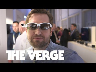 This is Sony's answer to Google Glass  CES 2015