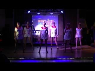 "Студия танцев ""DANCE-PLANET""  Strip-пластика - Evil nurse октябрь 2015"