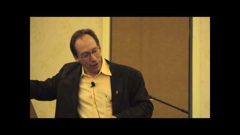 'A Universe From Nothing' by Lawrence Krauss AAI 2009