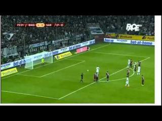 Thorgan Hazard goal vs Sarajevo