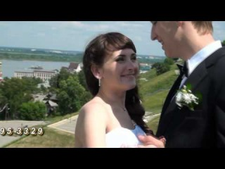 весёлый креативный свадебный клип на прогулке14 июня 2013г Владислав и Яна