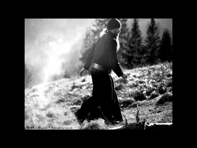 Μεσ'της 'ερημιάς τα βάθη Μοναστηριακό άσμα