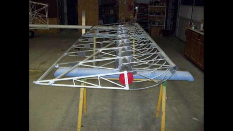 KOLB AIRCRAFT FIRE STAR II BUILT BY BRYAN MELBORN