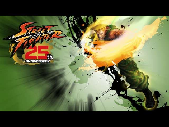 SF 25th Anniversary Guile Theme Epic Rock Cover