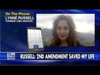 Former CNN HLN anchor Lynne Russell talks to Megyn Kelly