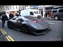 Lamborghini Sesto Elemento £2 3m Hypercar First time in London