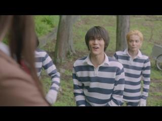 Школа-тюрьма (2 Серия) (Рус.Озвучка) / Kangoku Gakuen / Prison School (HD 720p)