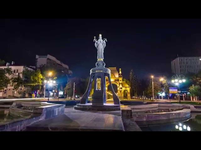 Timelapse Краснодар 2014