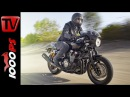 2015   Yamaha XJR 1300 Test   Action, Details, Fazit