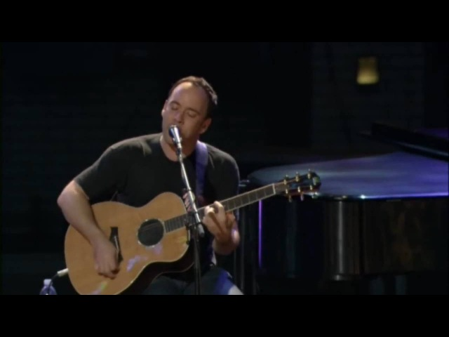 Dave Matthews Tim Reynolds - Stay Or Leave ( Live at Radio City Music Hall ) High Definition