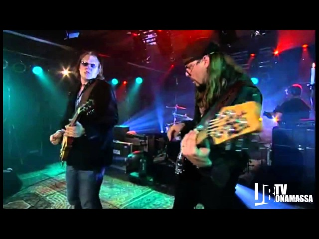 Joe Bonamassa Official A New Day Yesterday Live at Rockpalast