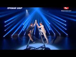 Аня Николенко и Даниель Сибилли - Танцуют Все 7 - Финал - Третий Прямой Эфир ()
