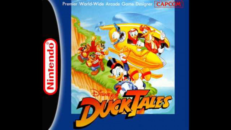 DuckTales Music NES The Moon Theme