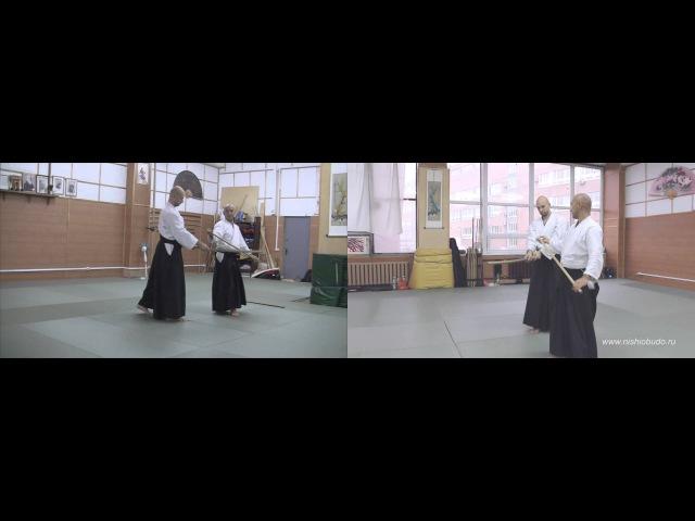 Yokomenuchi omote kotegaeshi TD KK KJ TI