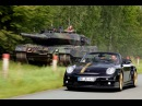 Leopard 2 vs 9ff GTronic Extremer Test