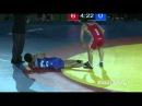 ЧМ-2014. 74 кг. Денис Царгуш - Сосуке Такатани (Япония). Финал