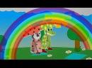 Прогулка с малышом Мы гуляем Развивающие мультики Детские песенки 7
