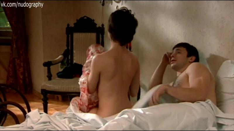 Александра Урсуляк голая в сериале Сашка любовь моя 2007 Олег Газе