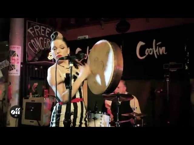 OFF LIVE - Imelda May Johnny got a Boom Boom