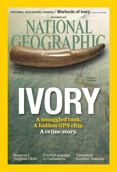 National Geographic - September 2015  USA vk.com
