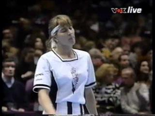 Steffi Graf vs Arantxa Sanchez Vicario 1993 Year Ending Championships 5/12