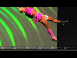 Top 3 Posing Routines: Fitness 2nd Place - Regiane DeSilva