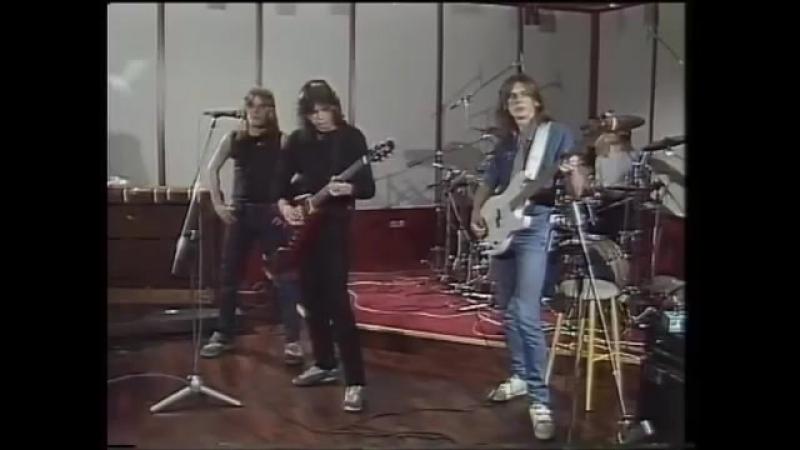 Europe repotage Vinnare i rock sm 1982
