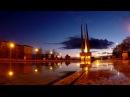Vitebsk - time lapse / Вечерне-ночной Витебск.